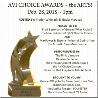 avi choice awards the arts show 3