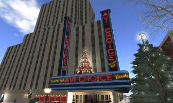 Avi Choice Variety Hall